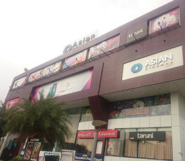 asian cinema mall by birla.a1 cement