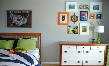 Create a timeless children's bedroom