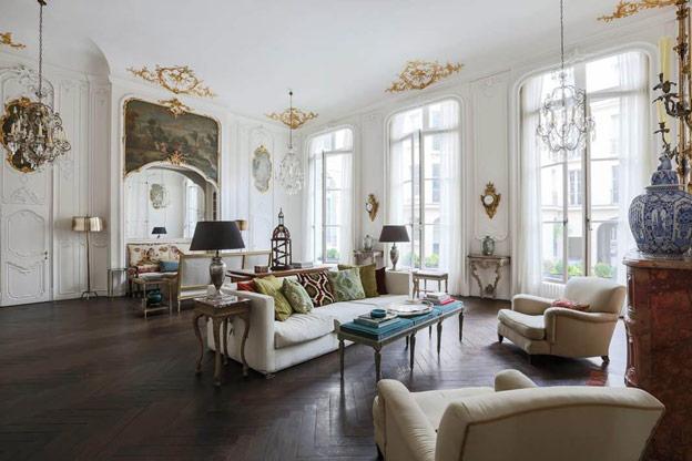 Birla A1 Bringing In French Style Interior Design