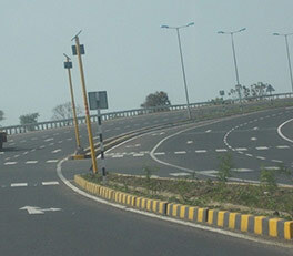 nagpur highway project by birla.a1 cement