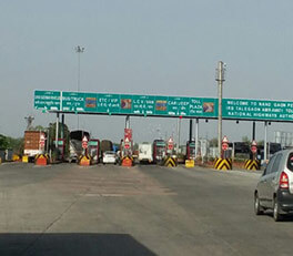 nagpur - amravati highway project by birla.a1 cement