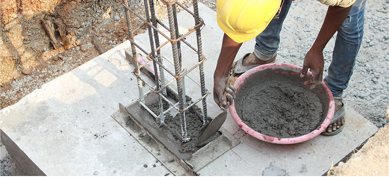 Selecting Right Type of Cement for Foundation