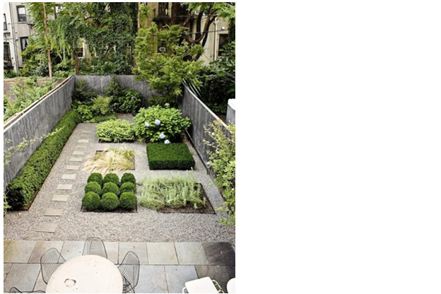How to: Small gardens in Small spaces