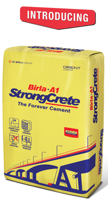 strongcrete birlaa1cement