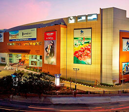 sujana mall nhyderabad by birla.a1 cement
