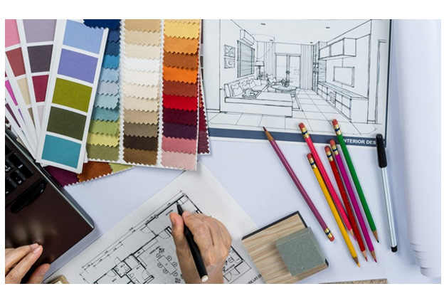 Working with an Interior Designer